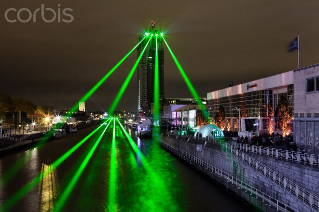 Brussels Light Festival takes place for first time