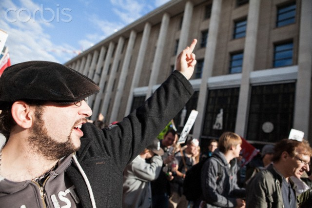 Two thousand protest against Municipal Administrative Sanctions