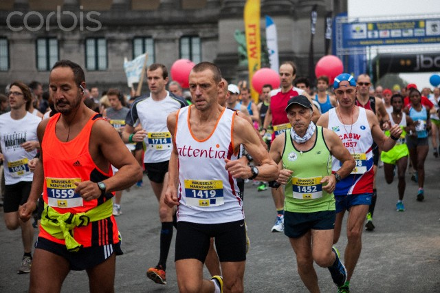 Thousands attend Brussels Marathon