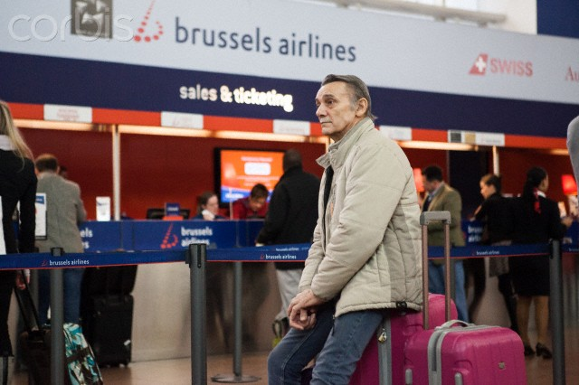 Brussels striking pilots leave passengers stranded